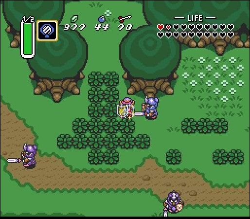Blast from the Past: The Legend of Zelda: A Link to the Past