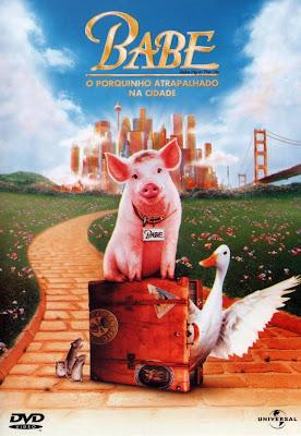 Baixar Filme Babe: O Porquinho Atrapalhado Na Cidade – DVDRip Dublado