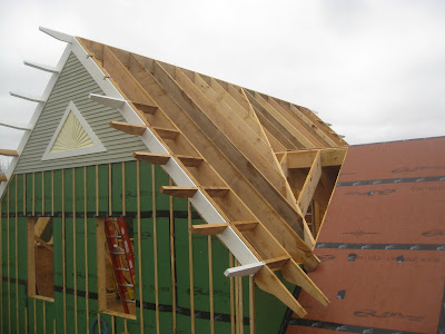 House Shed Dormer And Lookouts