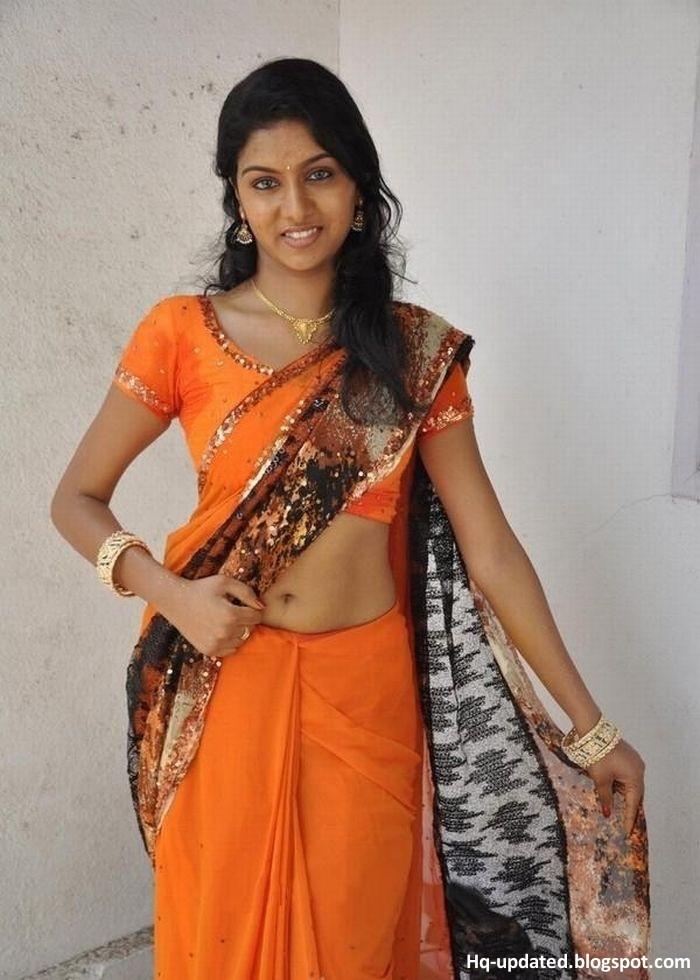 Samantha Hd Wallpapers In Saree Gaja Muja Actress Akshida Hot Navel Show