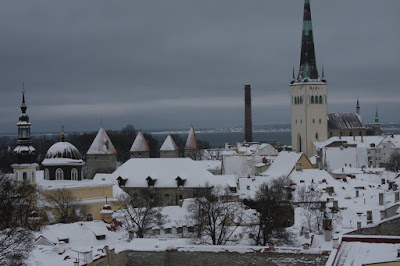 Visitar TALLINN a capital mais bela do Báltico | Estónia