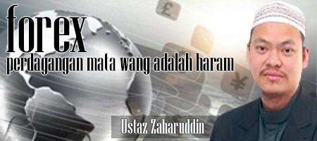 Forex zaharuddin