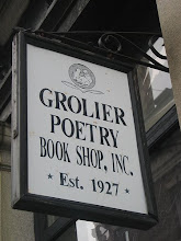 Grolier Poetry Book Shop