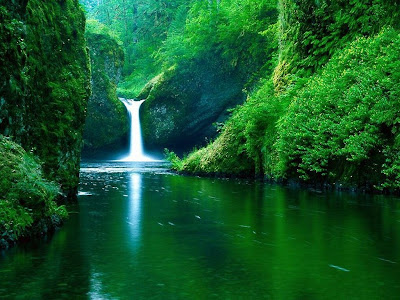 Unduh 1000+ Background Gambar Air Terjun Gratis