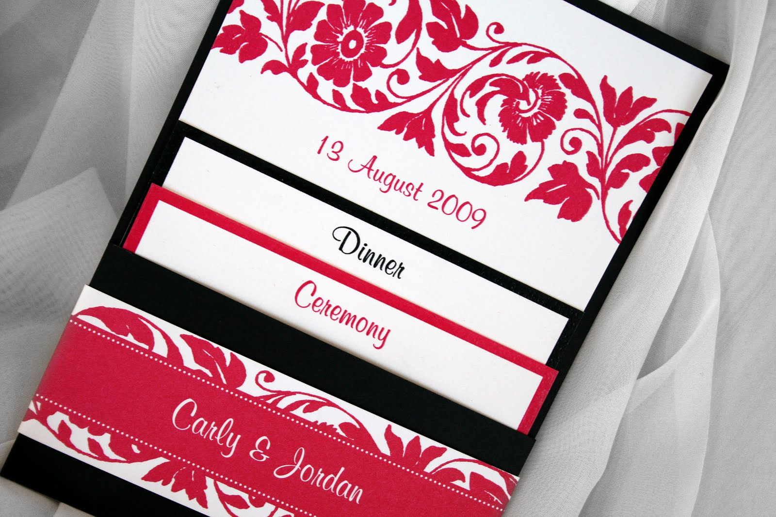 Wedding Invitation Blog: 2010