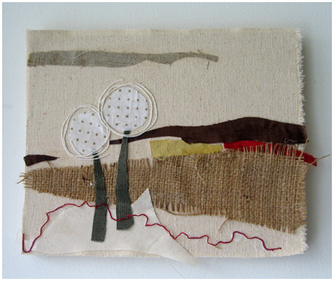 Creative Ideas For You Fabric Collage