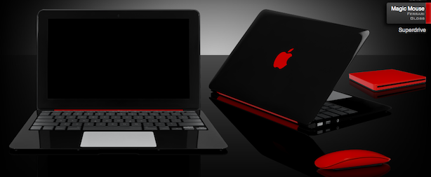 Adding new color to your Macbook and iPhone