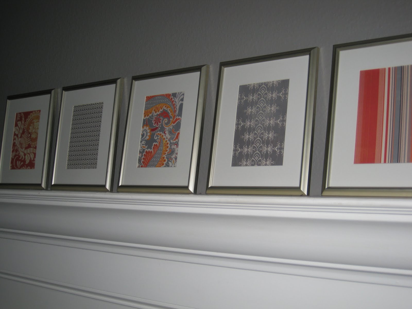 Frugal Life Project: Do-It-Yourself Wall Art