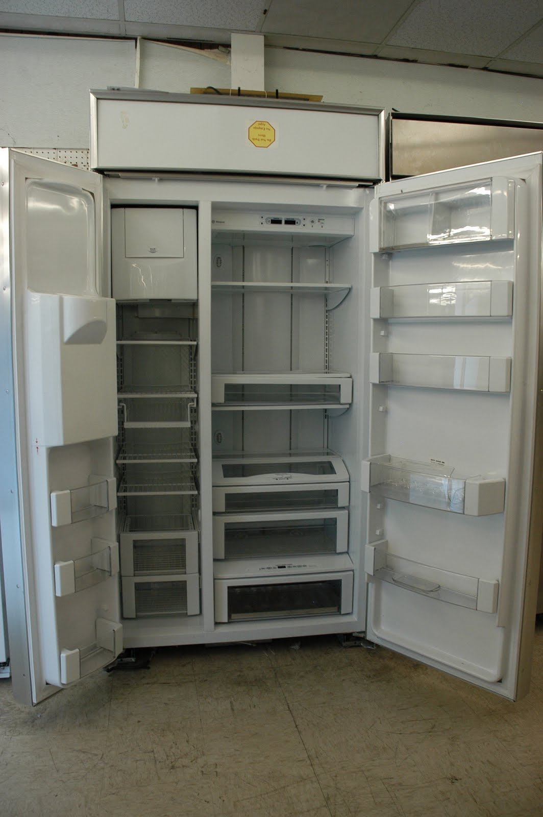 "5 Star Auto Sales >> Appliance Direct Video Blog: GE Monogram 42"" Built-In Side ..."