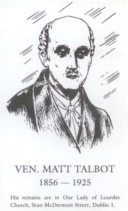 Venerable Matt Talbot Resource Center: Matt Talbot image