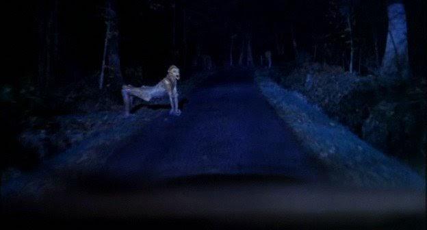 Gambar Hantu Hantu Menumpang Kereta Di Waktu Malam