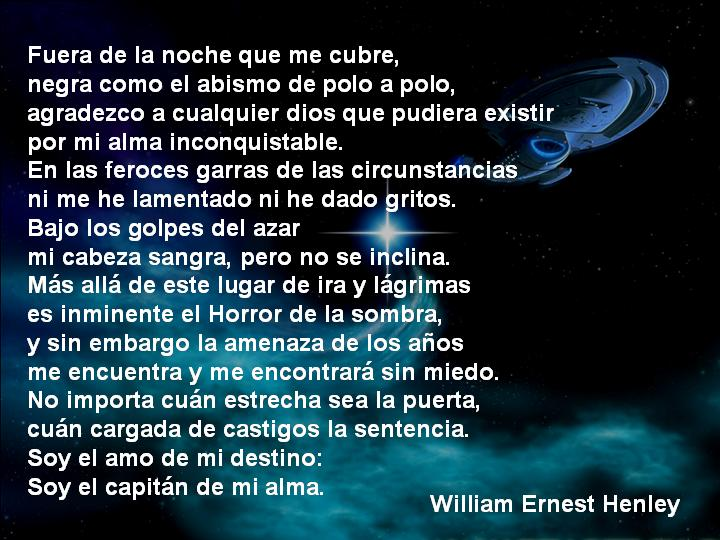 D: WILLIAM ERNEST HENLEY, INVICTUS - photo#41