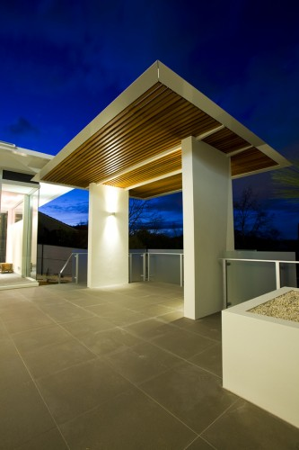 Modern Flat House Design: Gallery Of ChitChat: Collection Of Modern Flat Bungalow