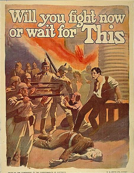 World War 1 (Germany): Germany at World War 1