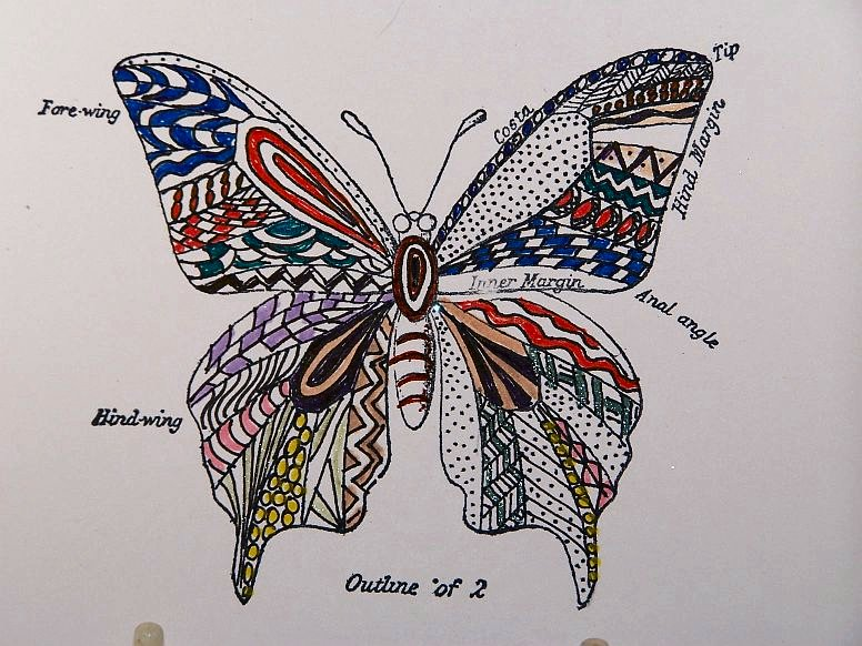 Art and Soul Creations: Zentangle