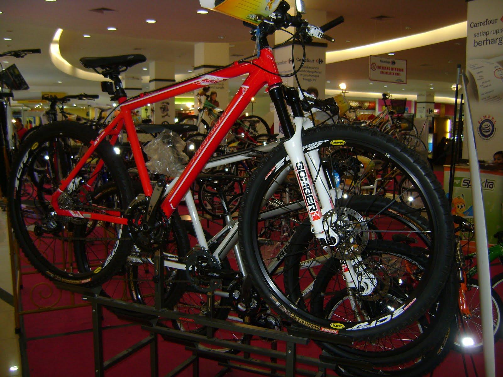 20 Harga Sepeda Gunung Di Carrefour