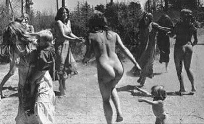 granny hippies nude