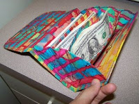 Coupon/Money Holder