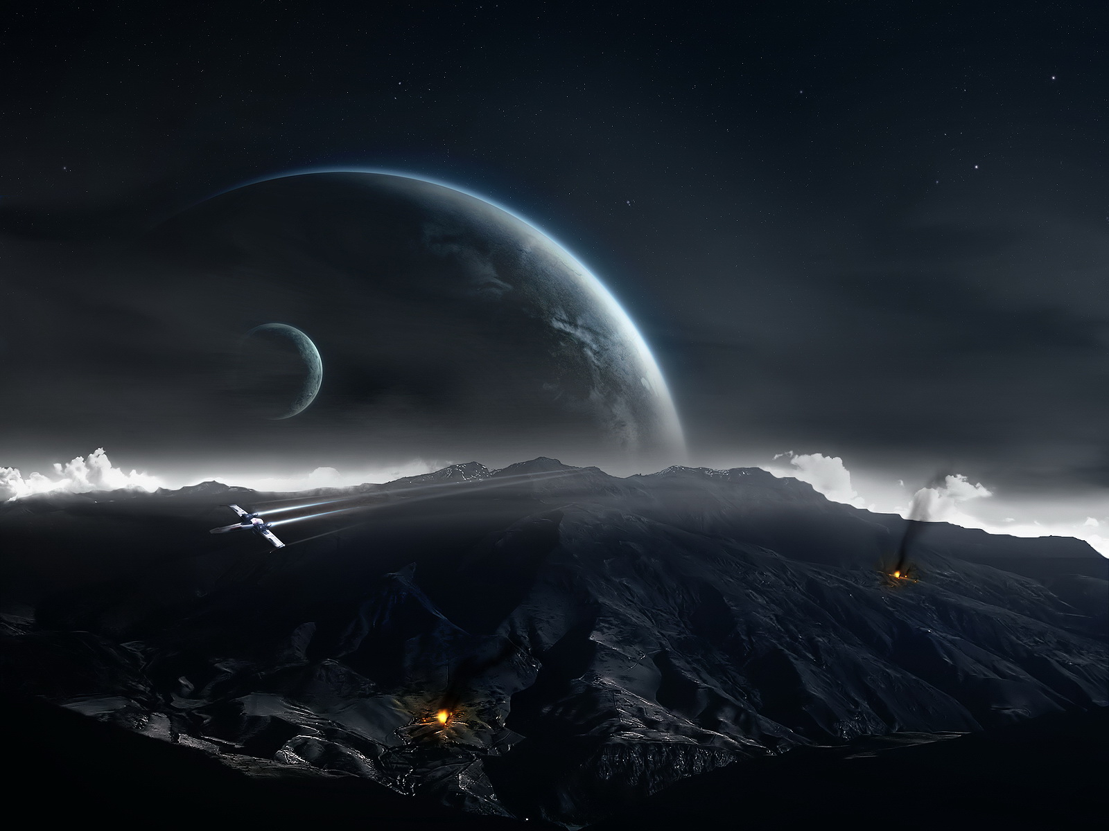 cool hd wallpapers nine planets - photo #17