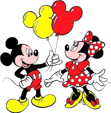 Dibujos Animados Colorear Mickey Mouse Y Sus Amigos