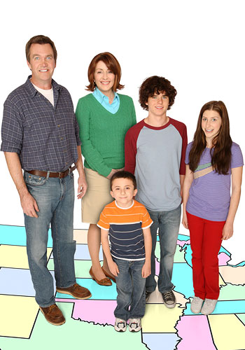 Schauspieler The Middle