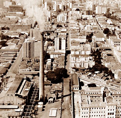 Resultado de imagem para Porto Alegre em 1955