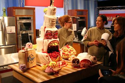 Food Network Cake Challenge Winners