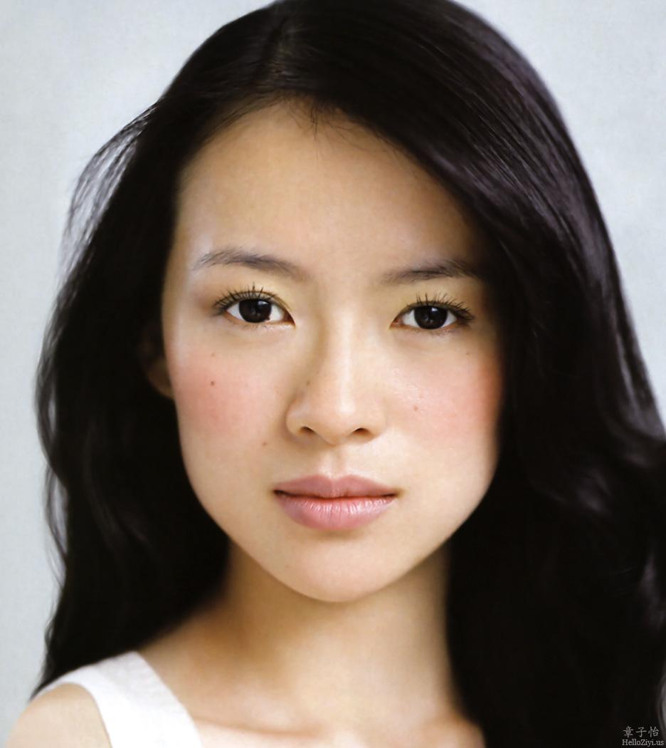 Asian Celebrity Girls: Ziyi Zhang Beautiful Chinese Actress
