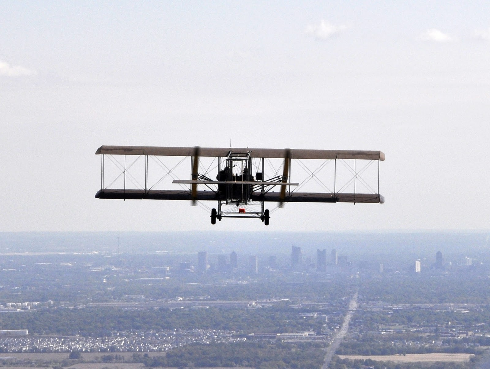 Wright Brothers First ...