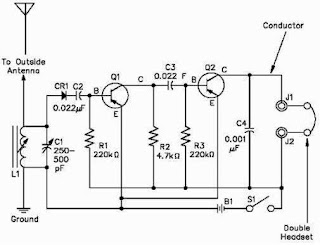 on dc circuit diagram