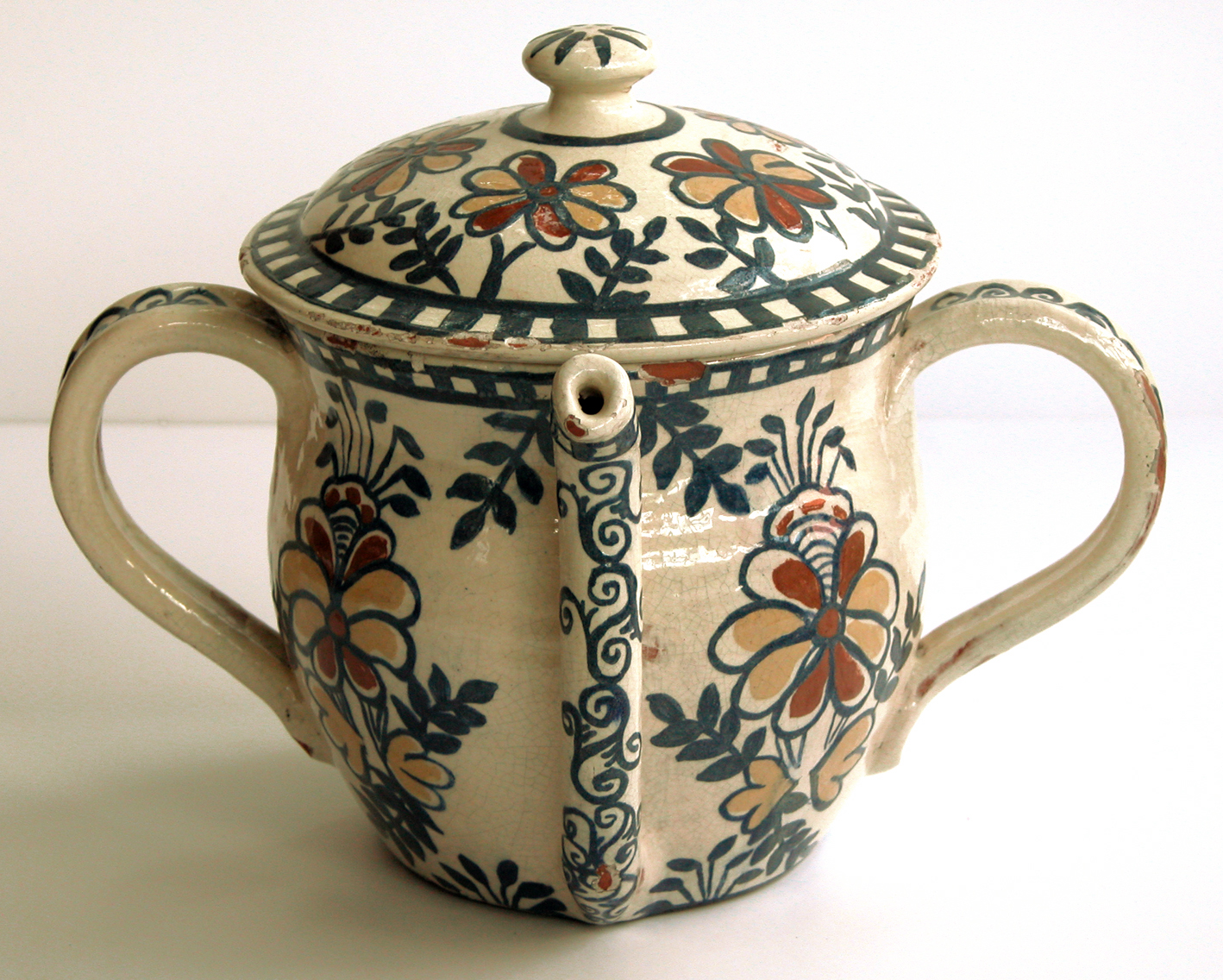 Contemporary Makers: English Delftware by Turtle Creek Pottery