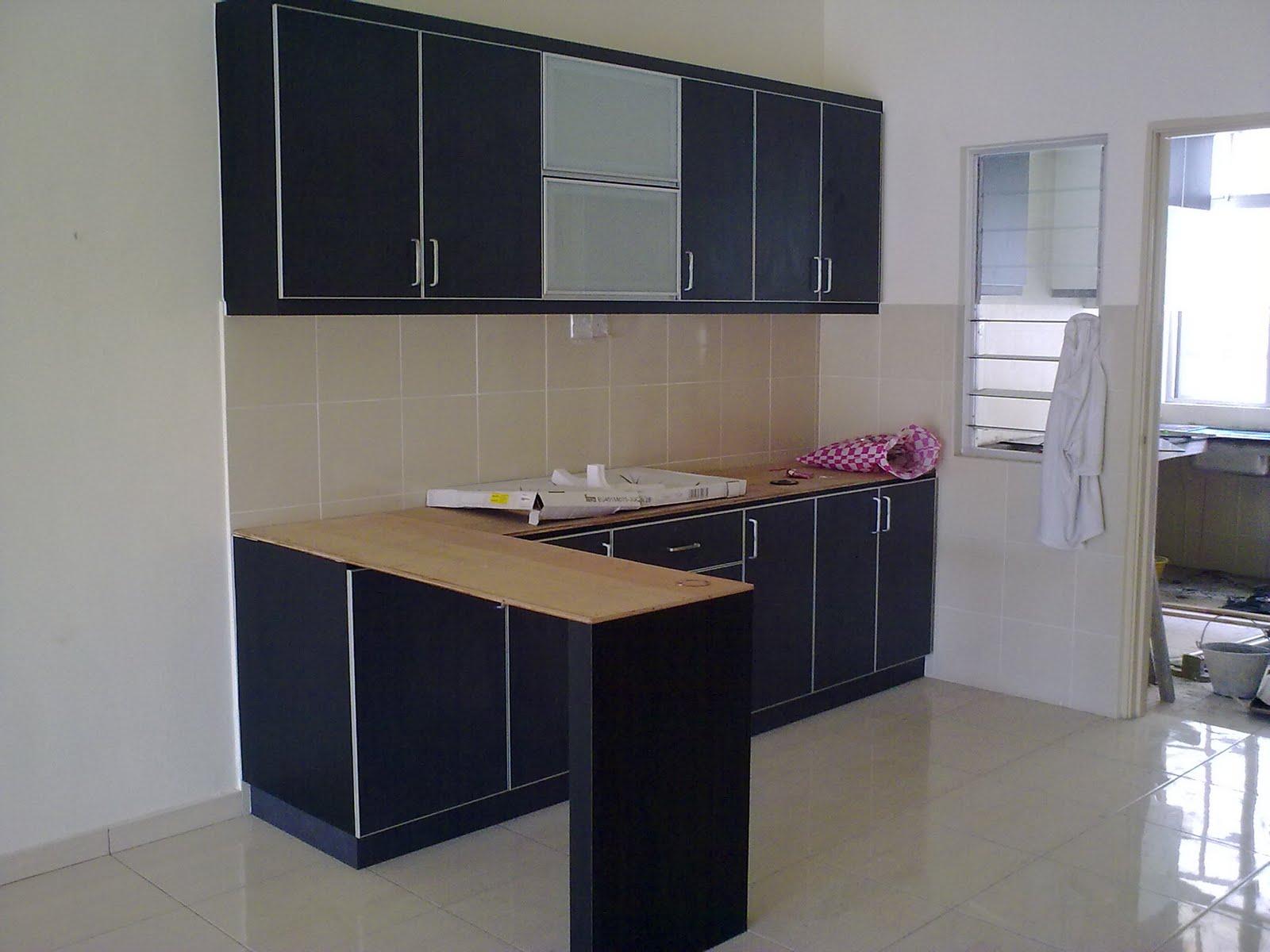 Ubah Suai Rumah Kabinet Dapur Wardrobe Dll