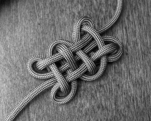 Stormdranes Blog The Oblong Knot