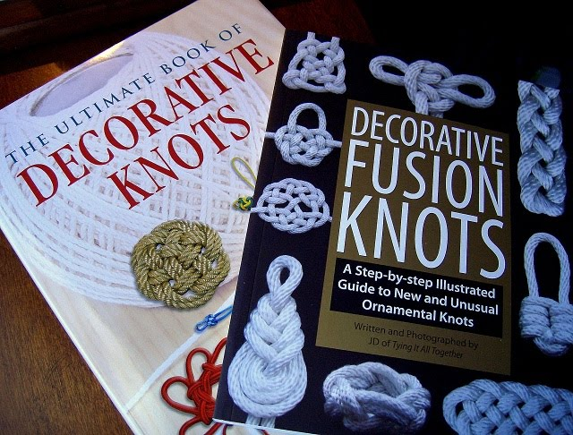 decorative knots book - 640×486