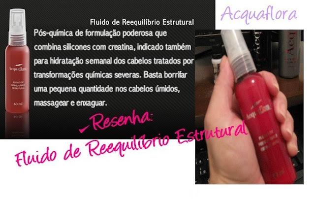 Acquaflora - Fluido de Reequilíbrio Estrutural