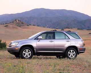 2001 lexus rx300 engine noise
