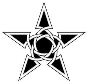 Cool Star Tattoo Designs