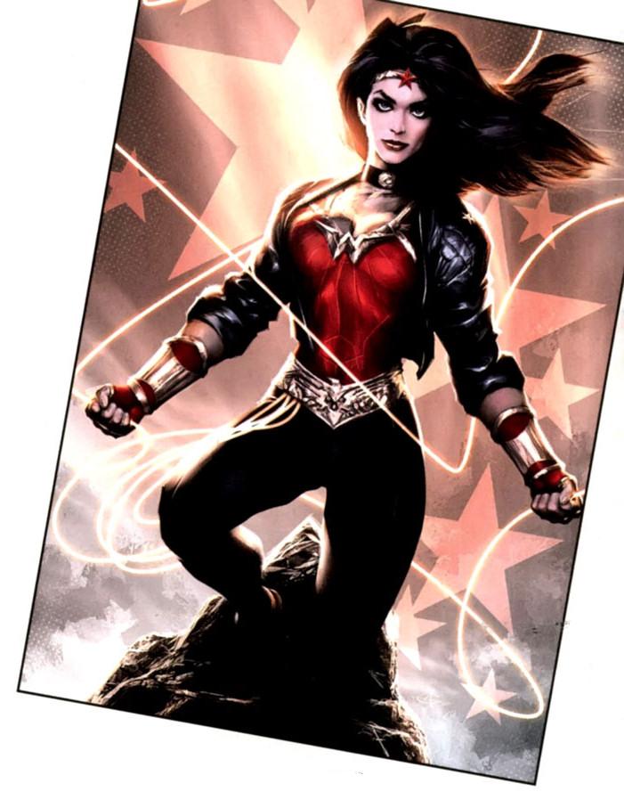 "Superhero Babylon: Bosch Fawstin: ""DC Comics Throws Wonder ..."