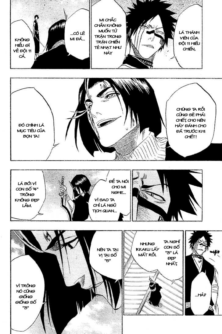 Bleach chapter 147 trang 8