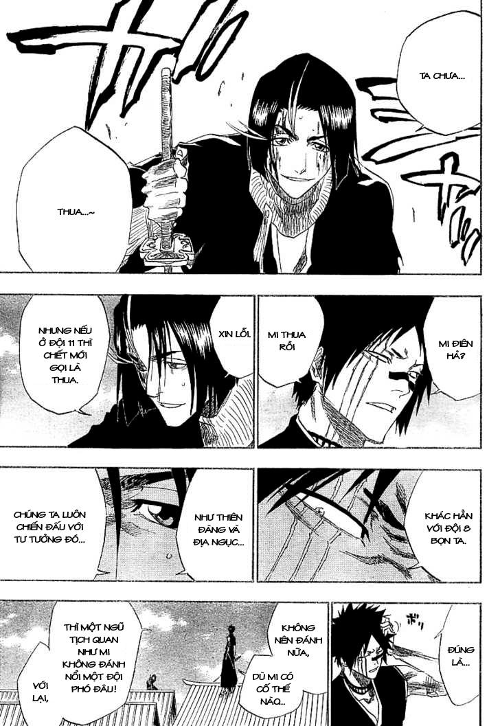 Bleach chapter 147 trang 7