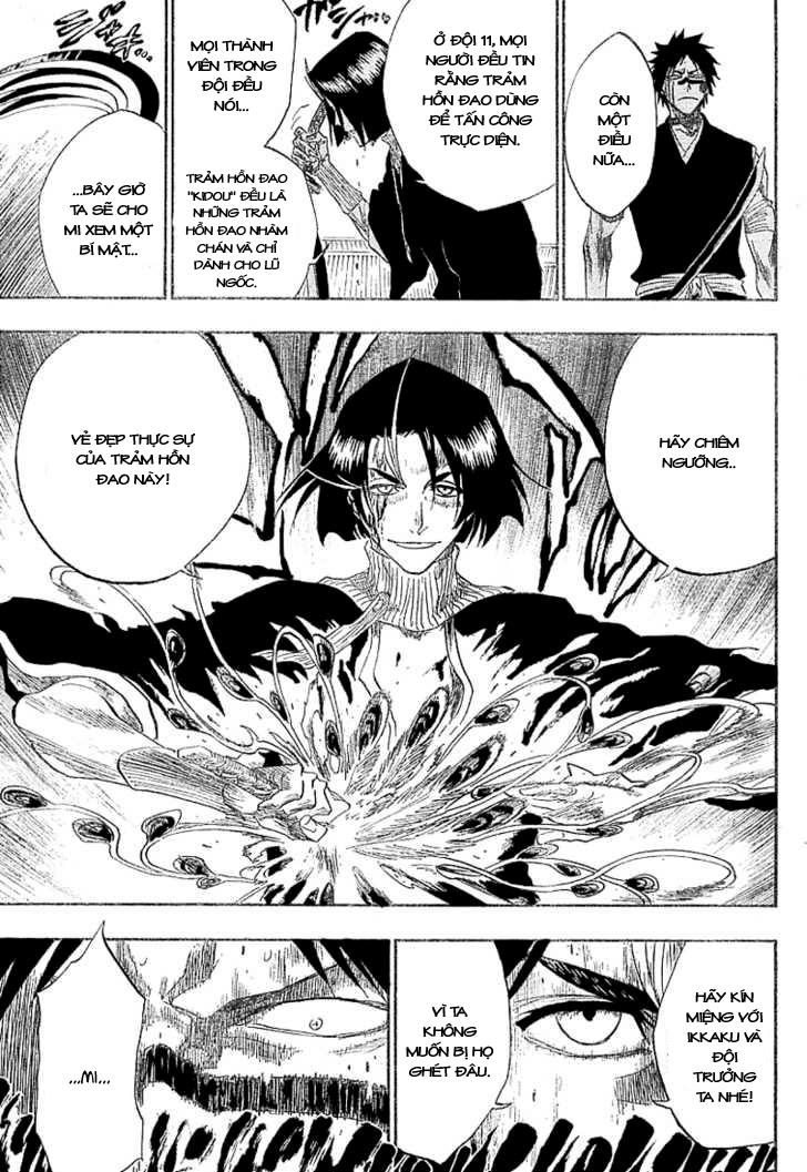 Bleach chapter 147 trang 9