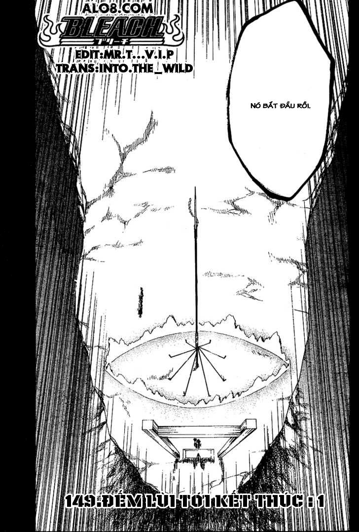 Bleach chapter 149 trang 5