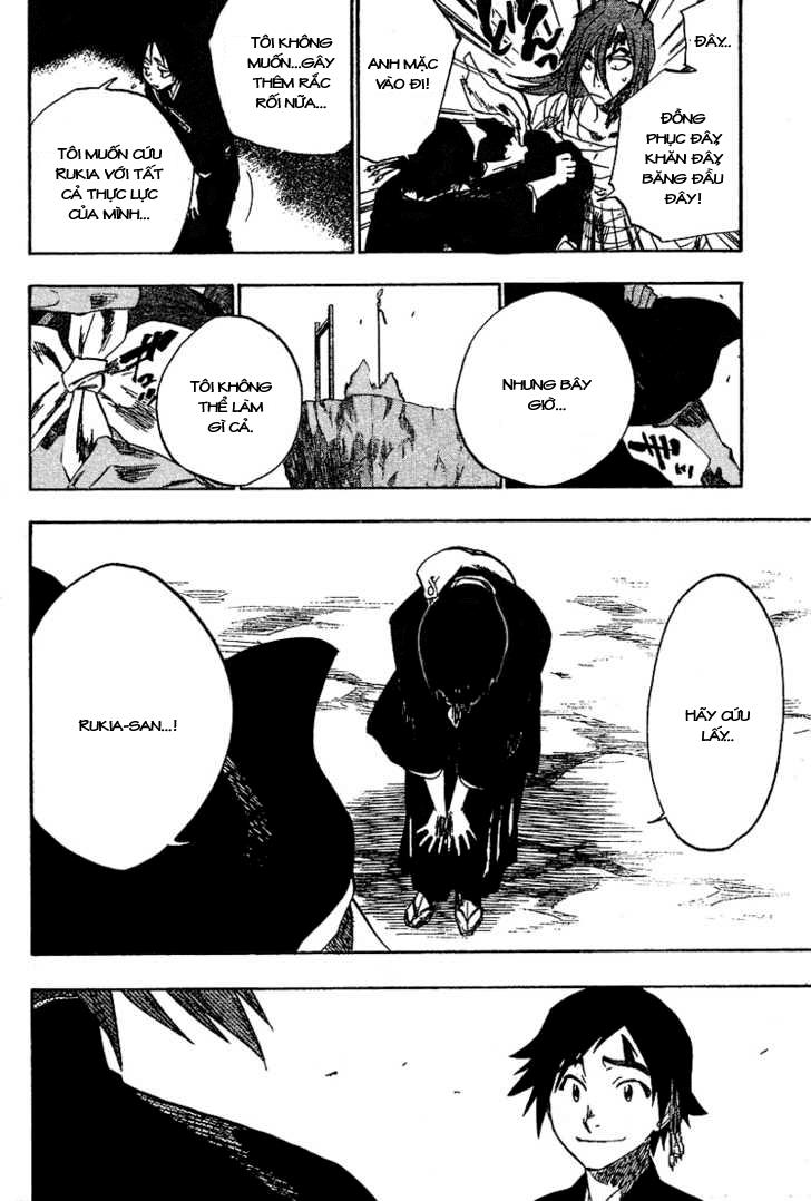 Bleach chapter 149 trang 17