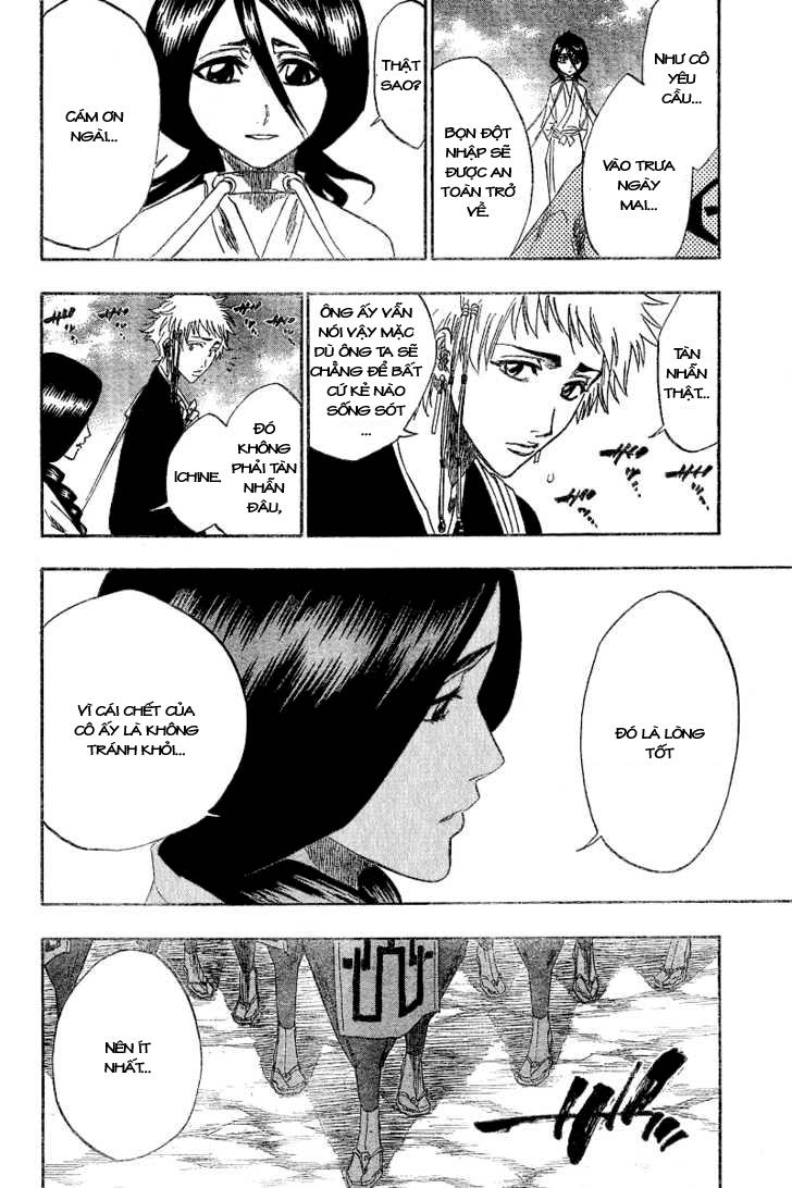 Bleach chapter 149 trang 19