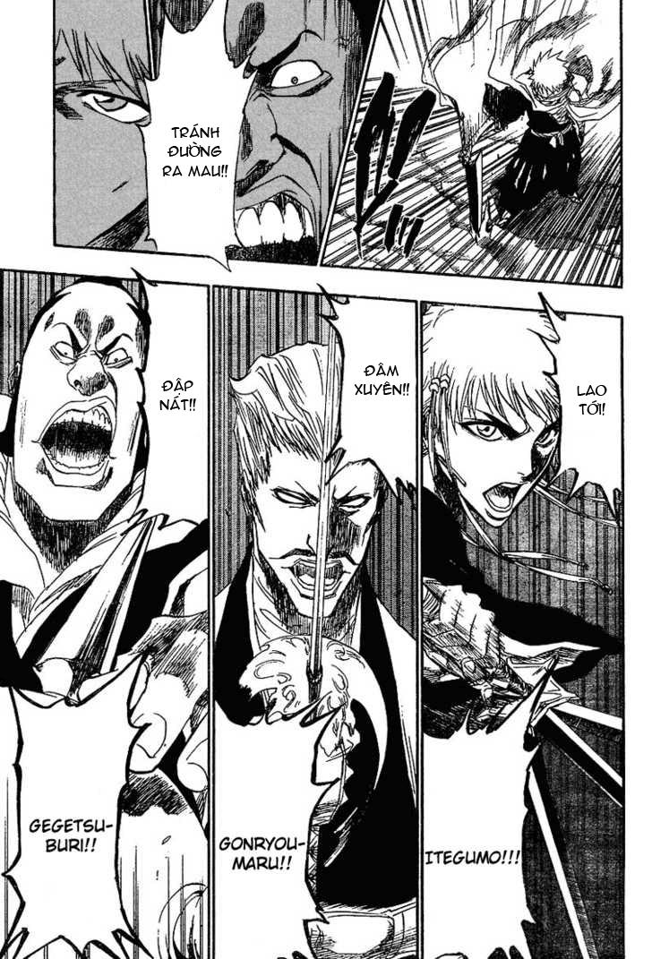 Bleach chapter 152 trang 13