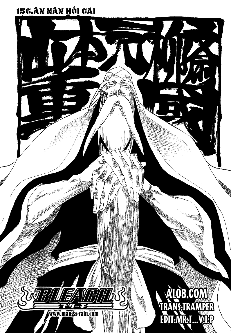 Bleach chapter 156 trang 5
