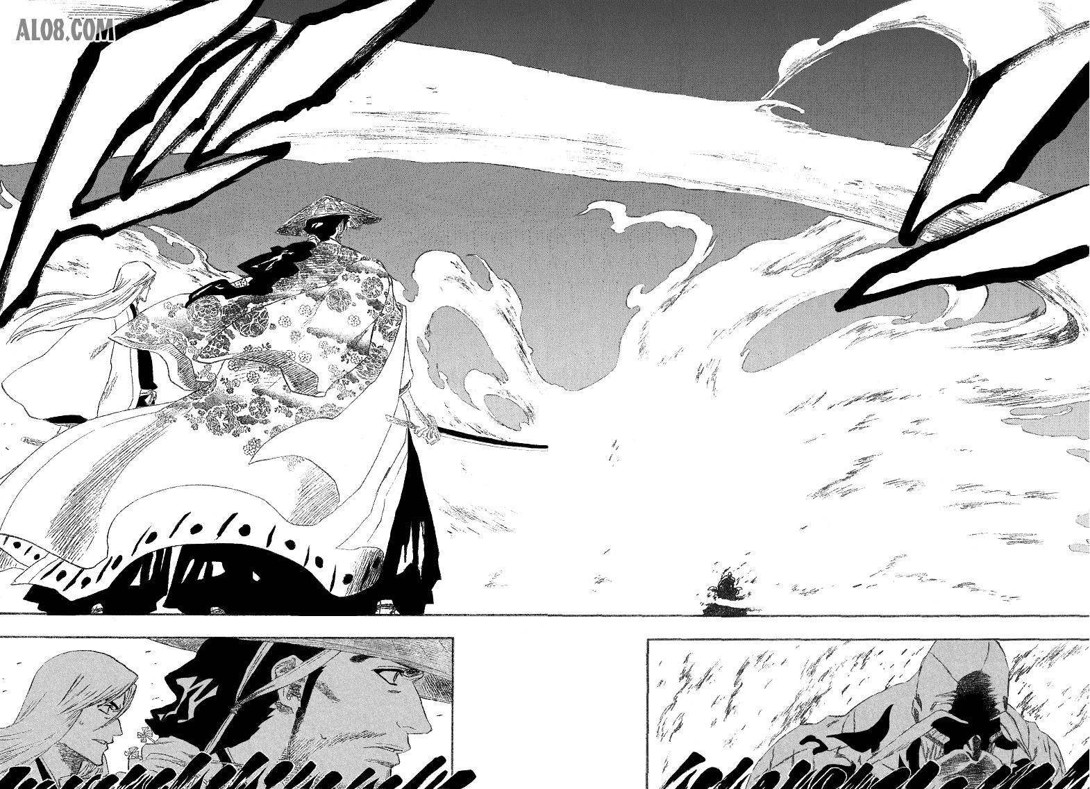 Bleach chapter 156 trang 6