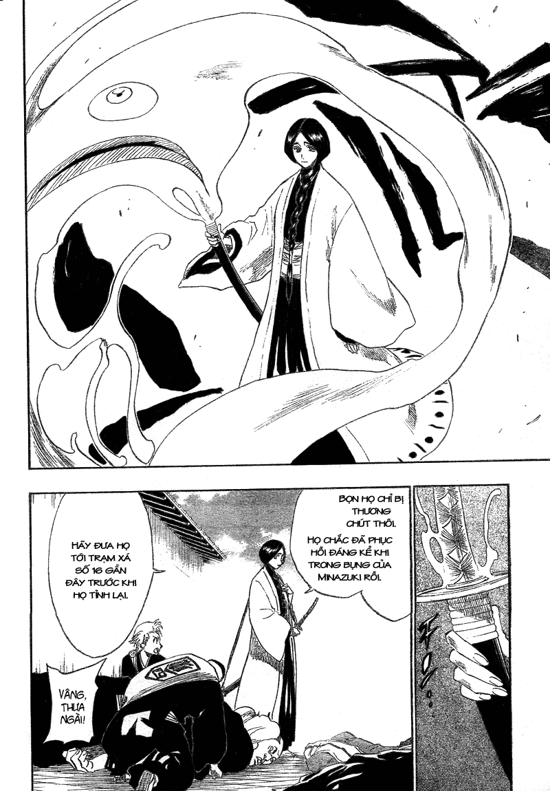Bleach chapter 154 trang 4