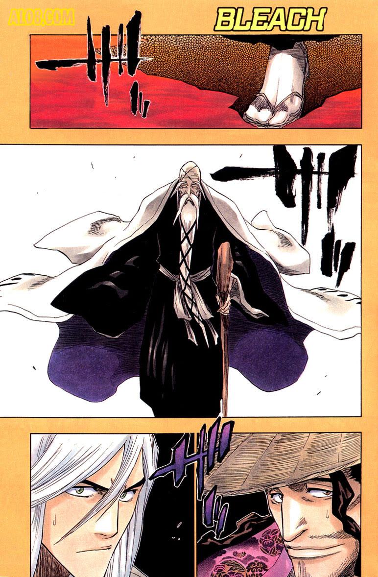 Bleach chapter 155 trang 2