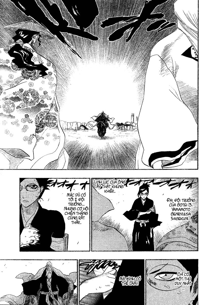 Bleach chapter 155 trang 4